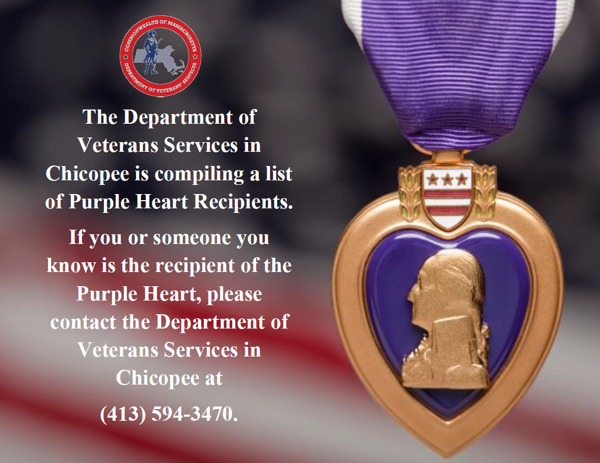 Purple Heart Flyer