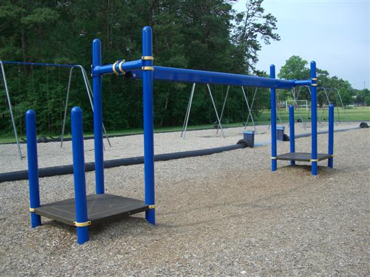 Glider Playground Equipment