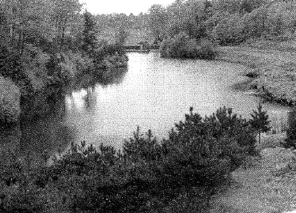 The Cooley Brook Reservoir was completed in 1893 with a capacity of 5 million gallons.