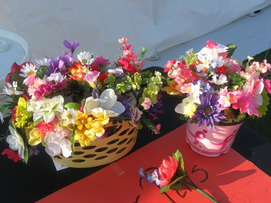 Flowers at the Event